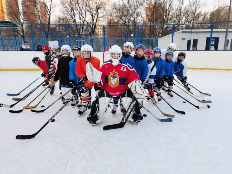ОГОНЁК Хоккей